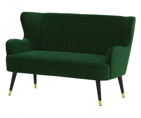 Sofa Bumerang Dark Green