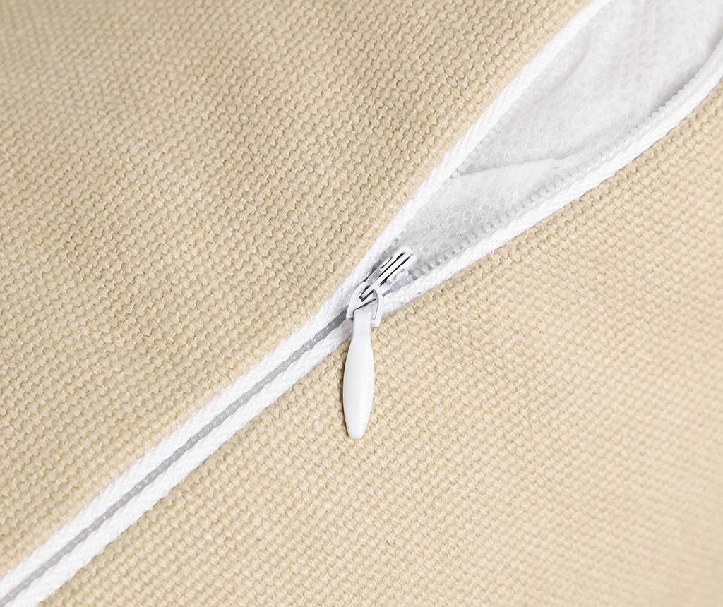 Ukrasni jastuk Plain Cream 40x60 cm