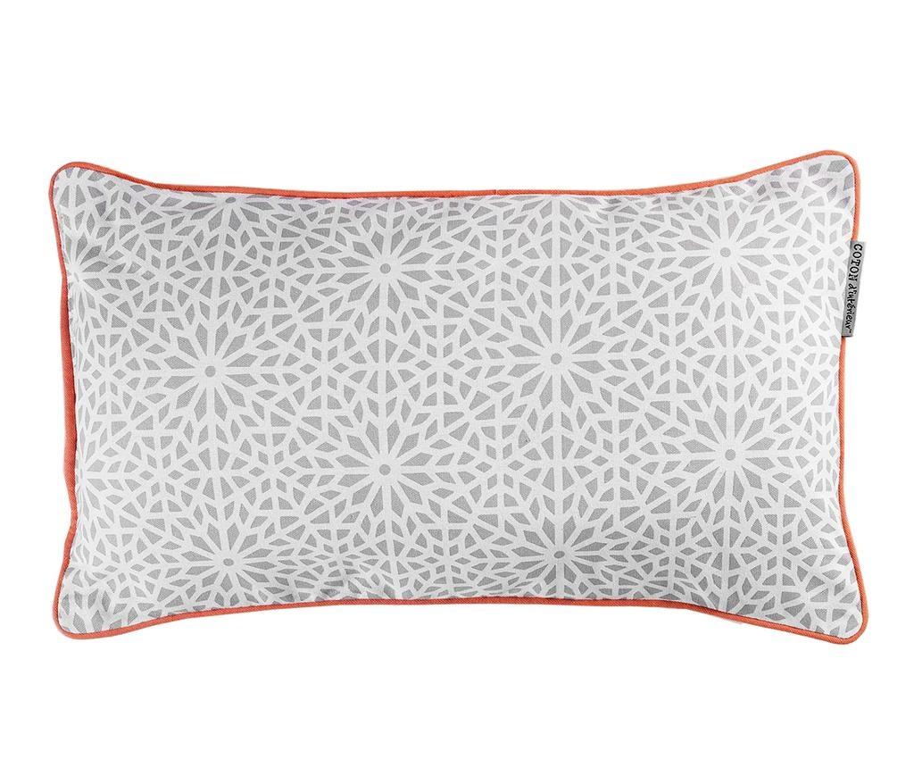 Ukrasni jastuk Tunis Grey 30x50 cm