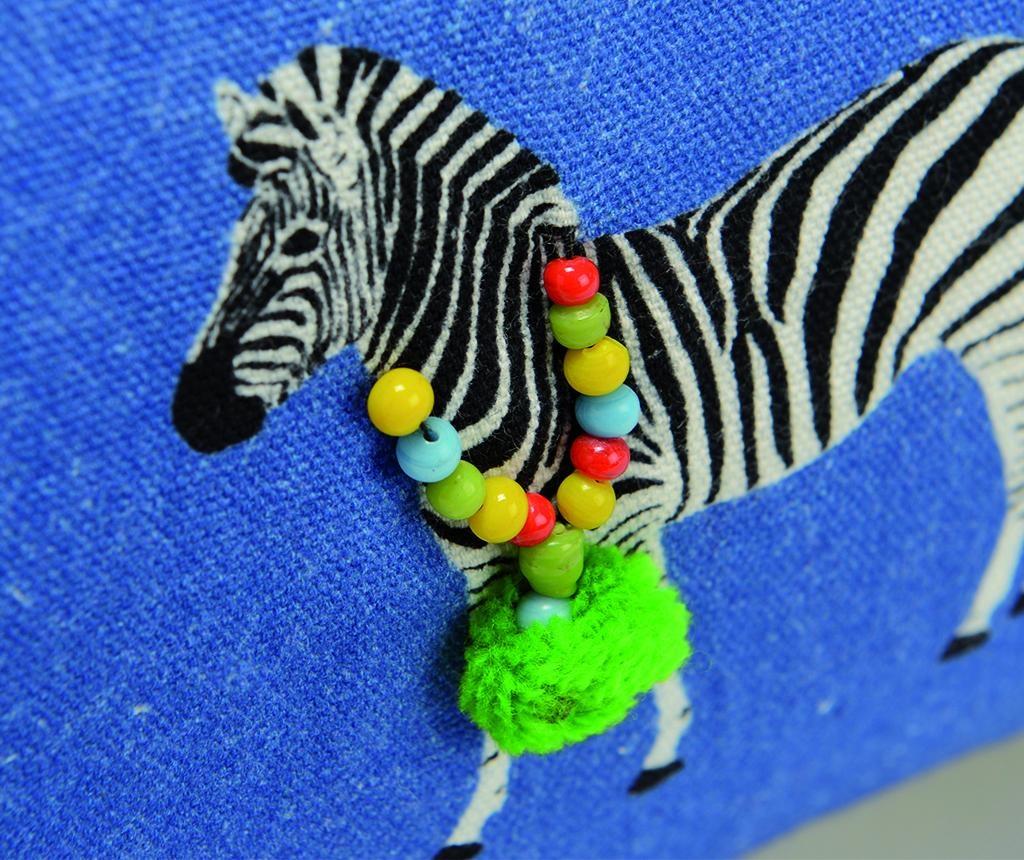 Ukrasni jastuk Funky Zebra 30x50 cm
