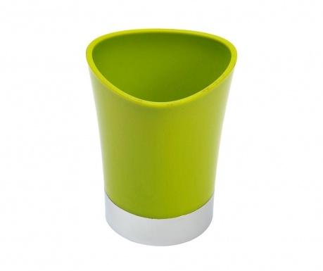 Pohár do kúpeľne Basic Green 250 ml