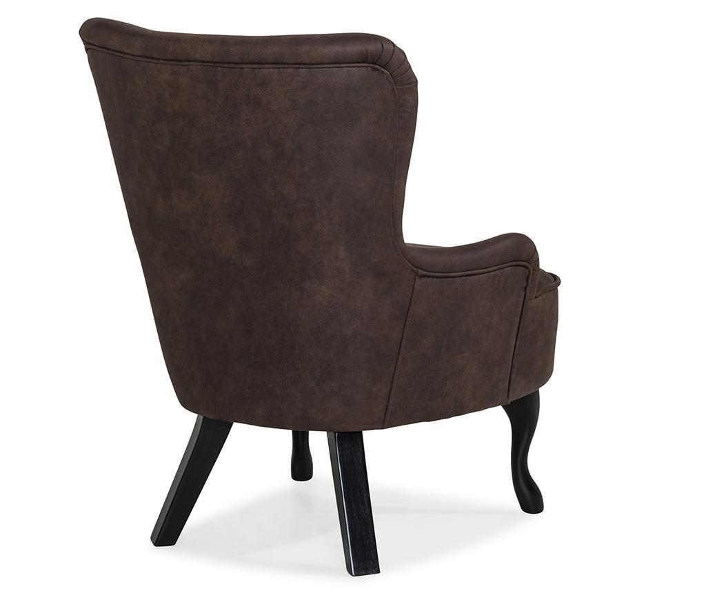 diYana Soft Vintage Brown 3H Fotel