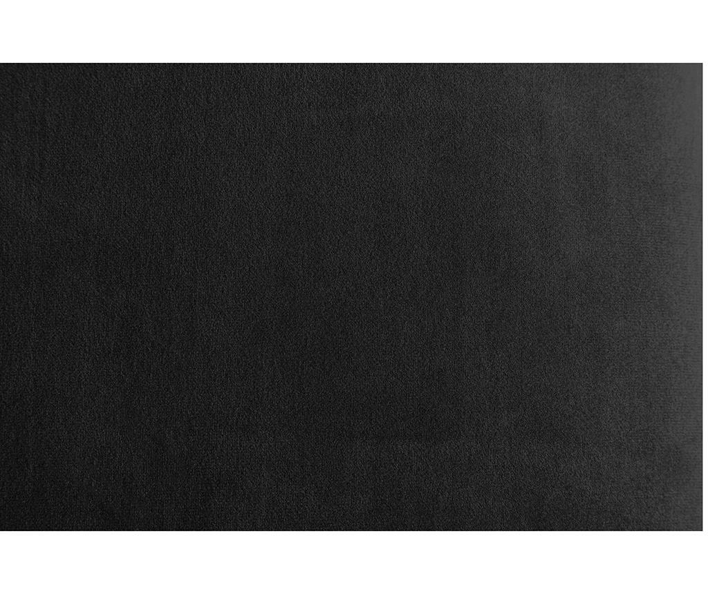 Kauč diYana Soft Black 3H