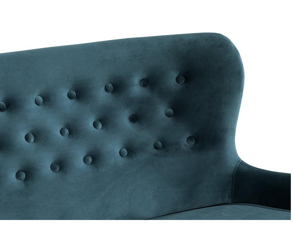 Kauč diYana Soft Bluegreen 3H