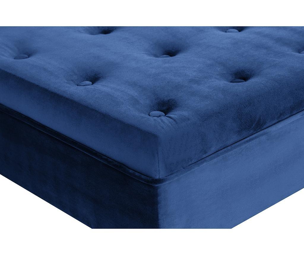 diYana Square Blue Lábzsámoly