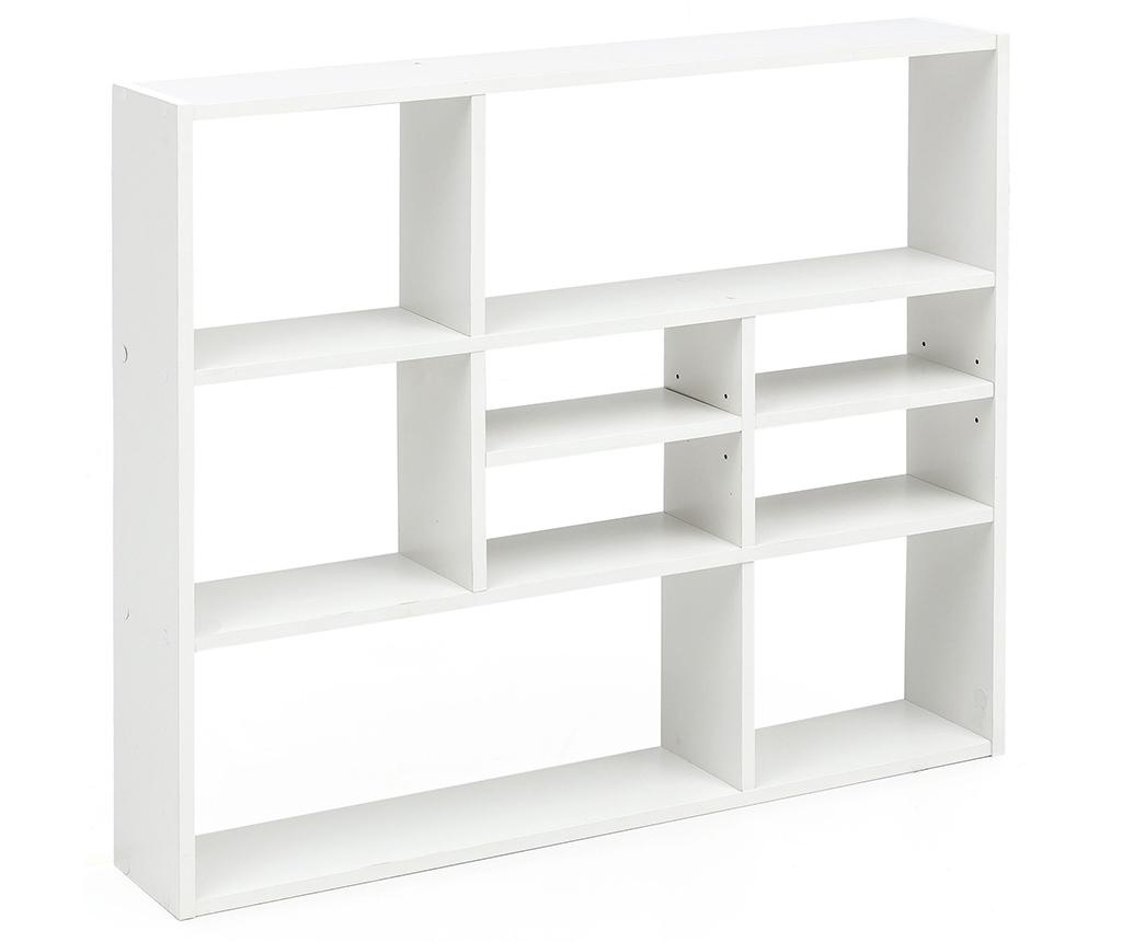 Element s policami Grid White