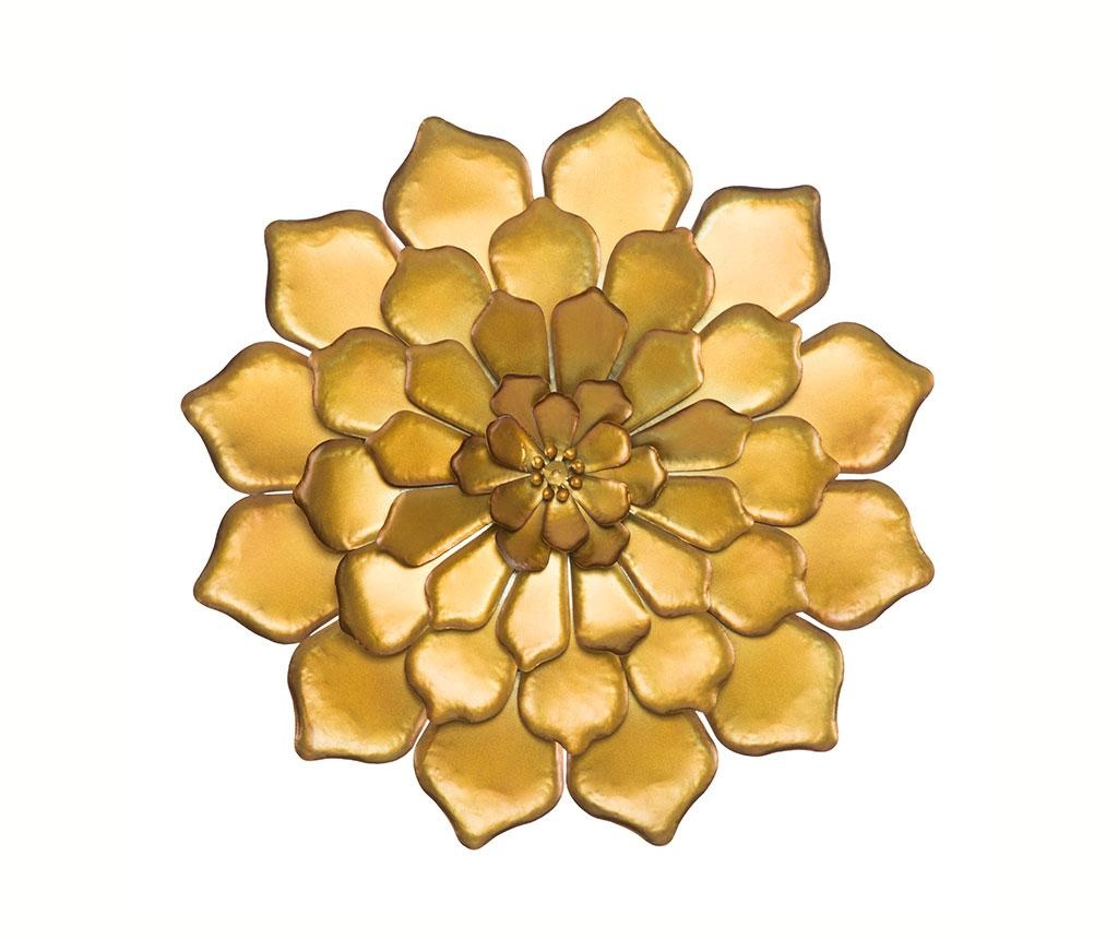 Decoratiune de perete Fiore Soft Goldy