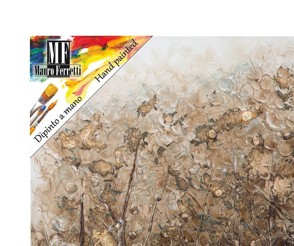 Tablou Alberi Autumn 80x80 cm