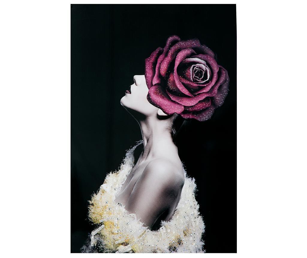 Ladyrose Kép 80x120 cm