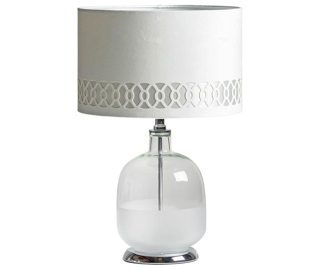 Lampa Jermaine Alb