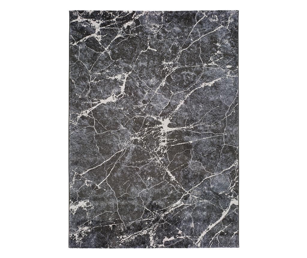 Covor Elyse Broken 160x230 cm - Universal XXI, Gri & Argintiu