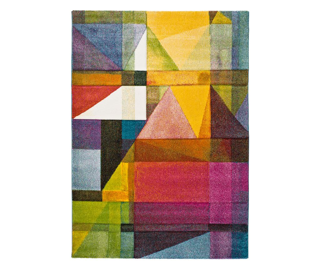 Covor Optik Abstract 140x200 Cm - Universal Xxi, Multicolor