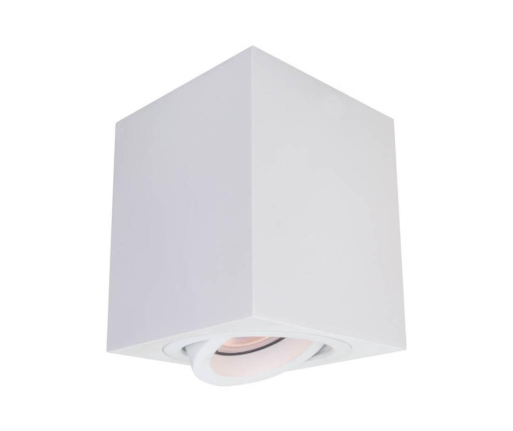 Spot Lyon Square White - Light Prestige, Alb