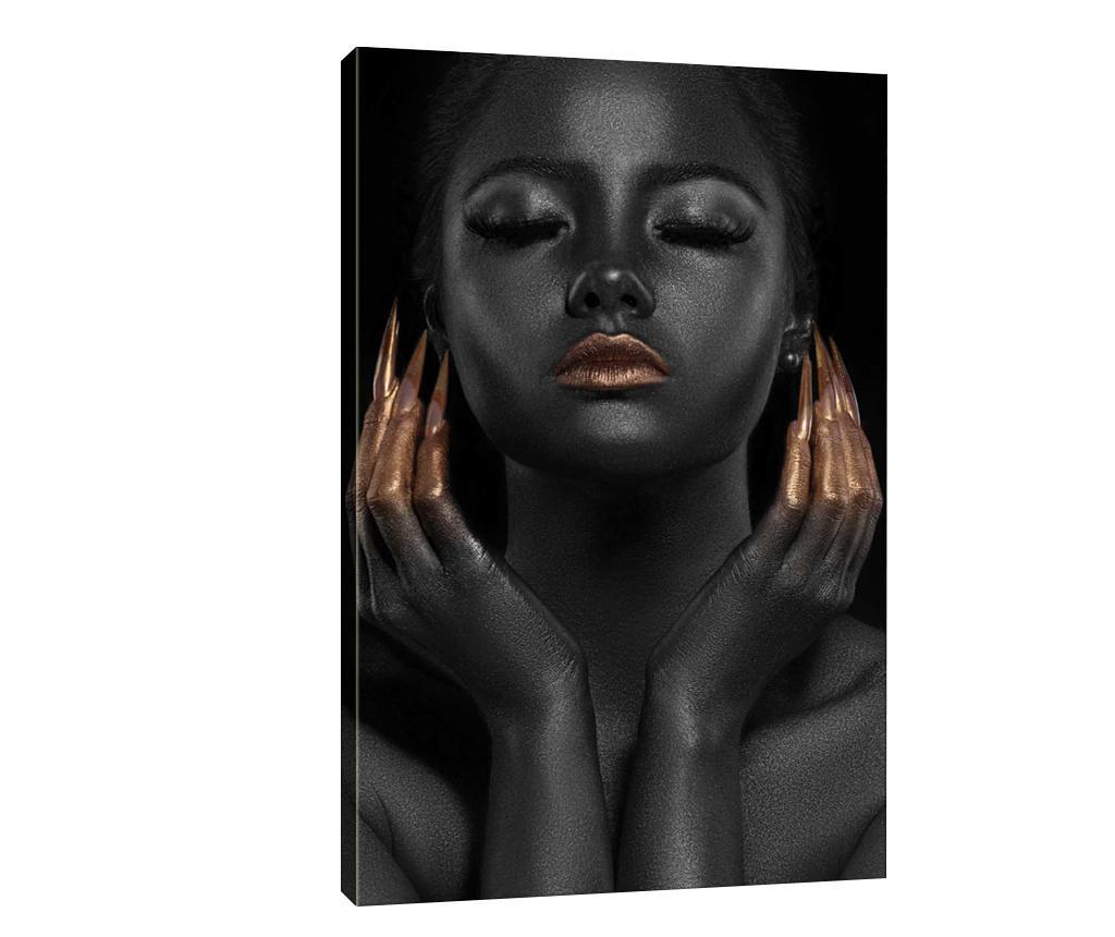 Tablou Black Vibe 50x70 cm - TABLOCENTER