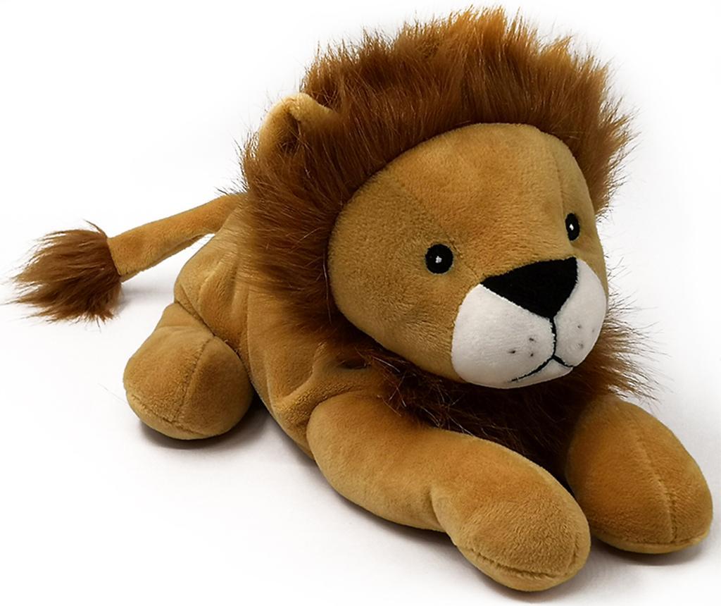 Jucarie pentru colici Thermo Teddy Lion - Juguetes BP, Multicolor