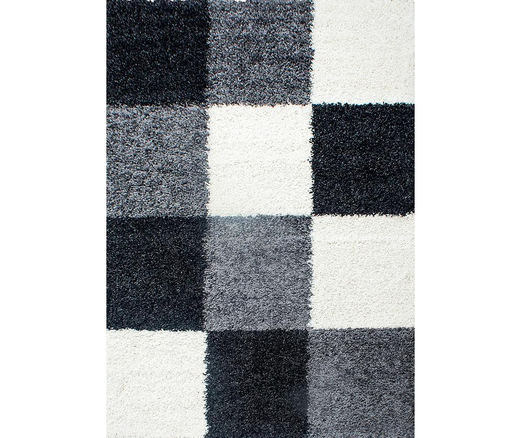 Covor Life Plus Black 200x290 cm - Ayyildiz Carpet, Negru