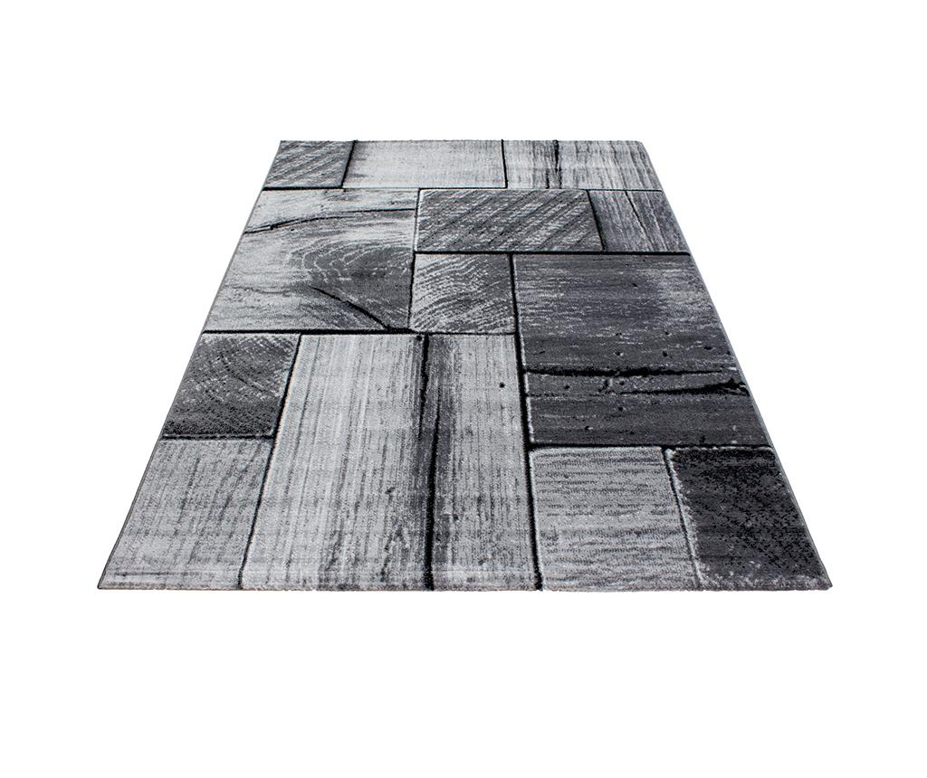 Covor Parma Vibe Black 200x290 cm - Ayyildiz Carpet, Negru