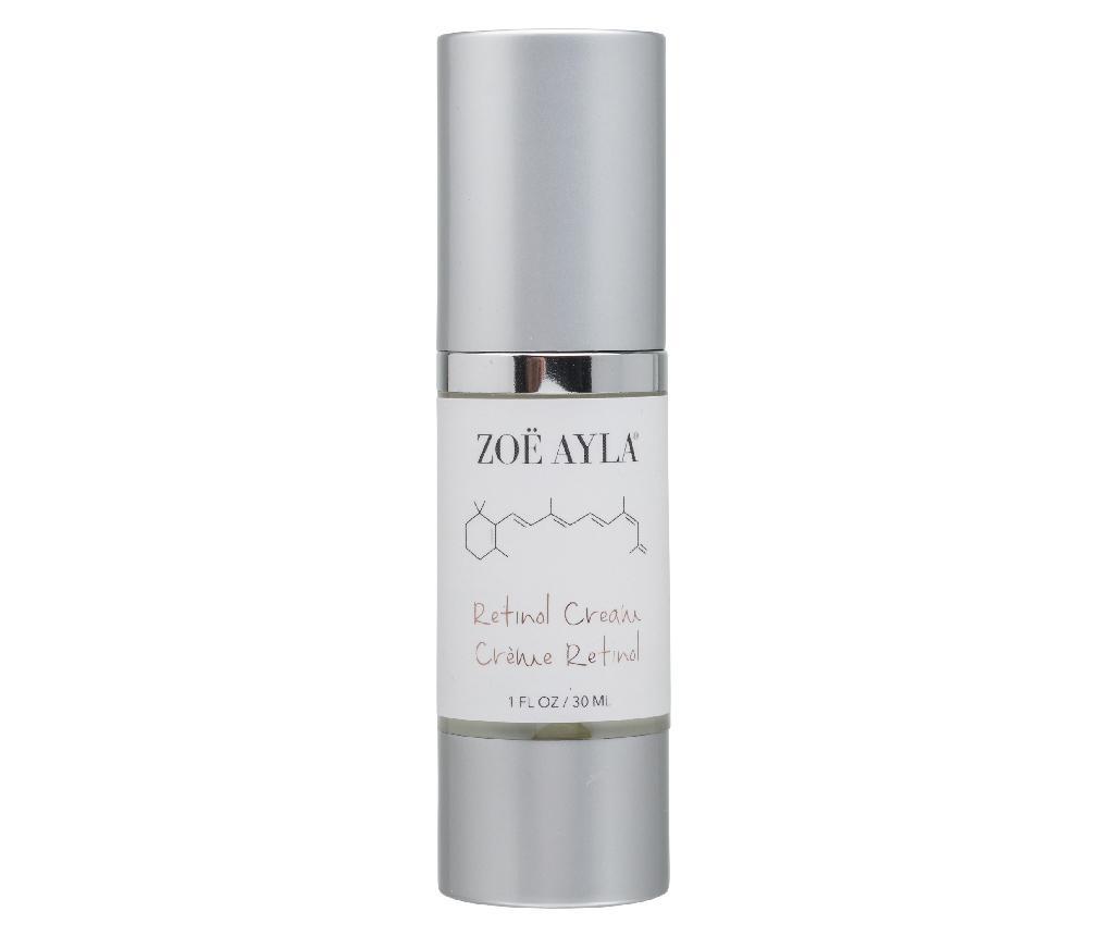 Crema anti-imbatranire pentru fata Retinol Effect 30 ml - Zoe Ayla, Multicolor