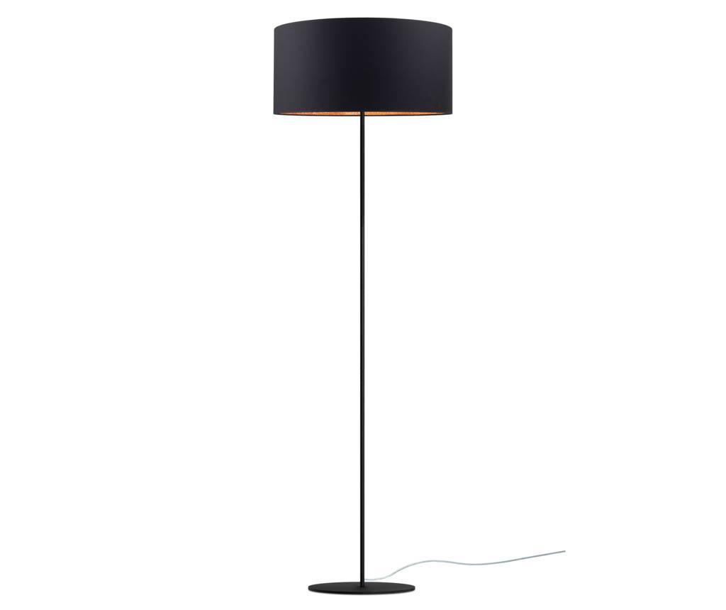 Lampadar Mika Plus Black Copper Negru