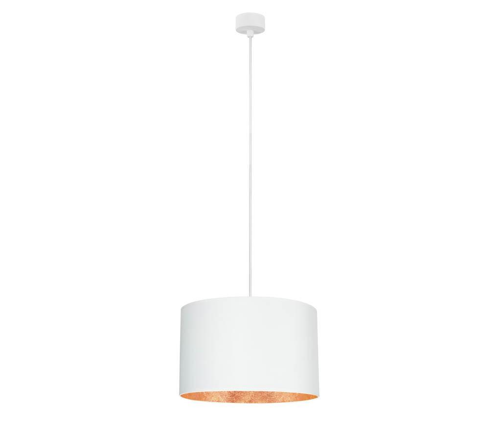 Lustra Mika White Copper - Sotto Luce, Alb