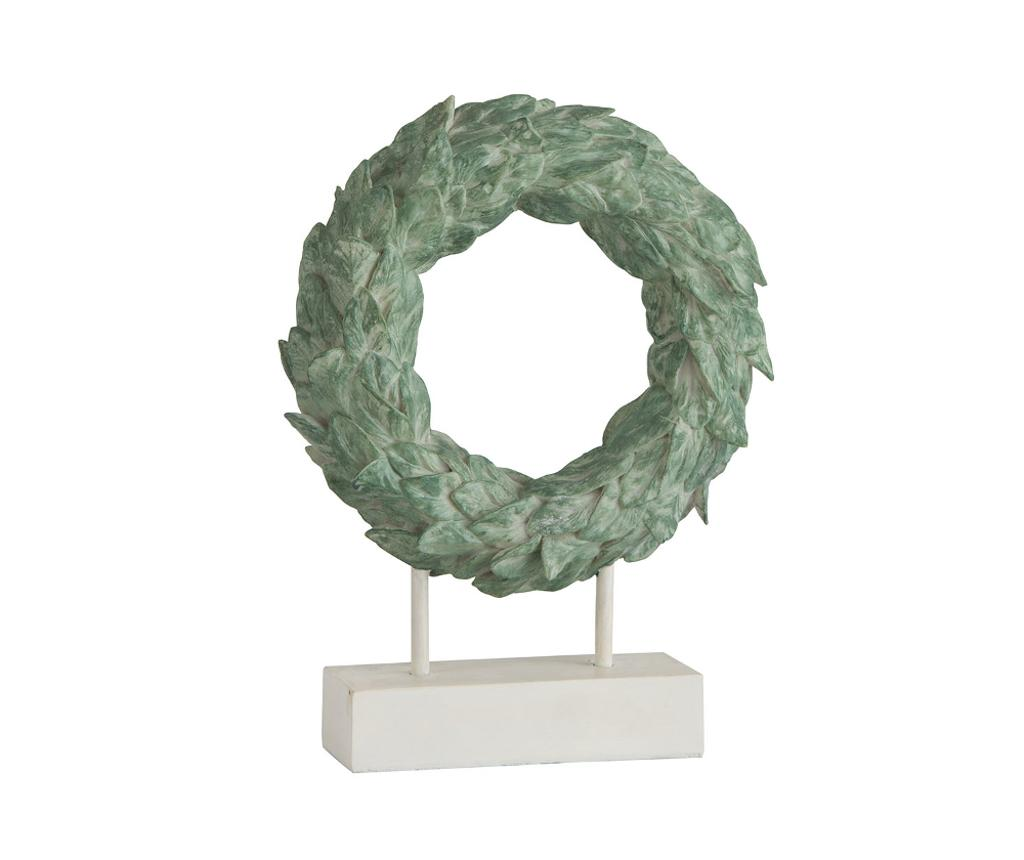 Decoratiune Wreath M - J-line, Verde