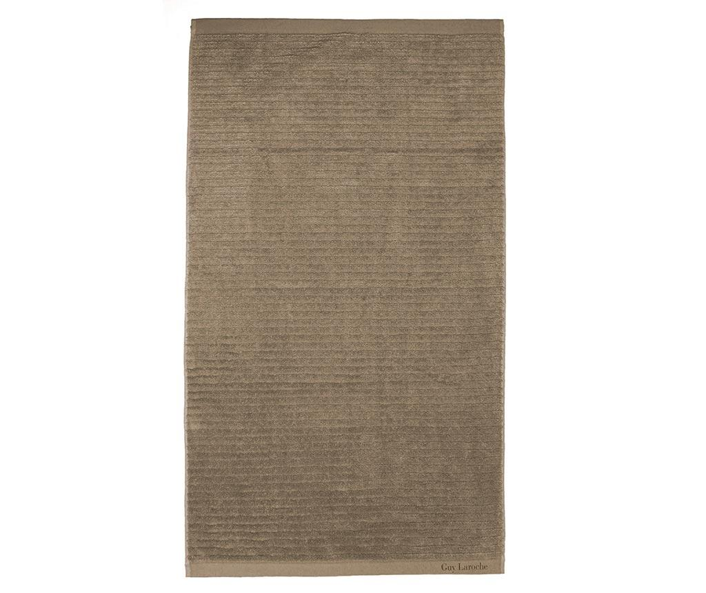 Prosop de baie Palace Mink 100x150 cm - Guy Laroche Home, Gri & Argintiu