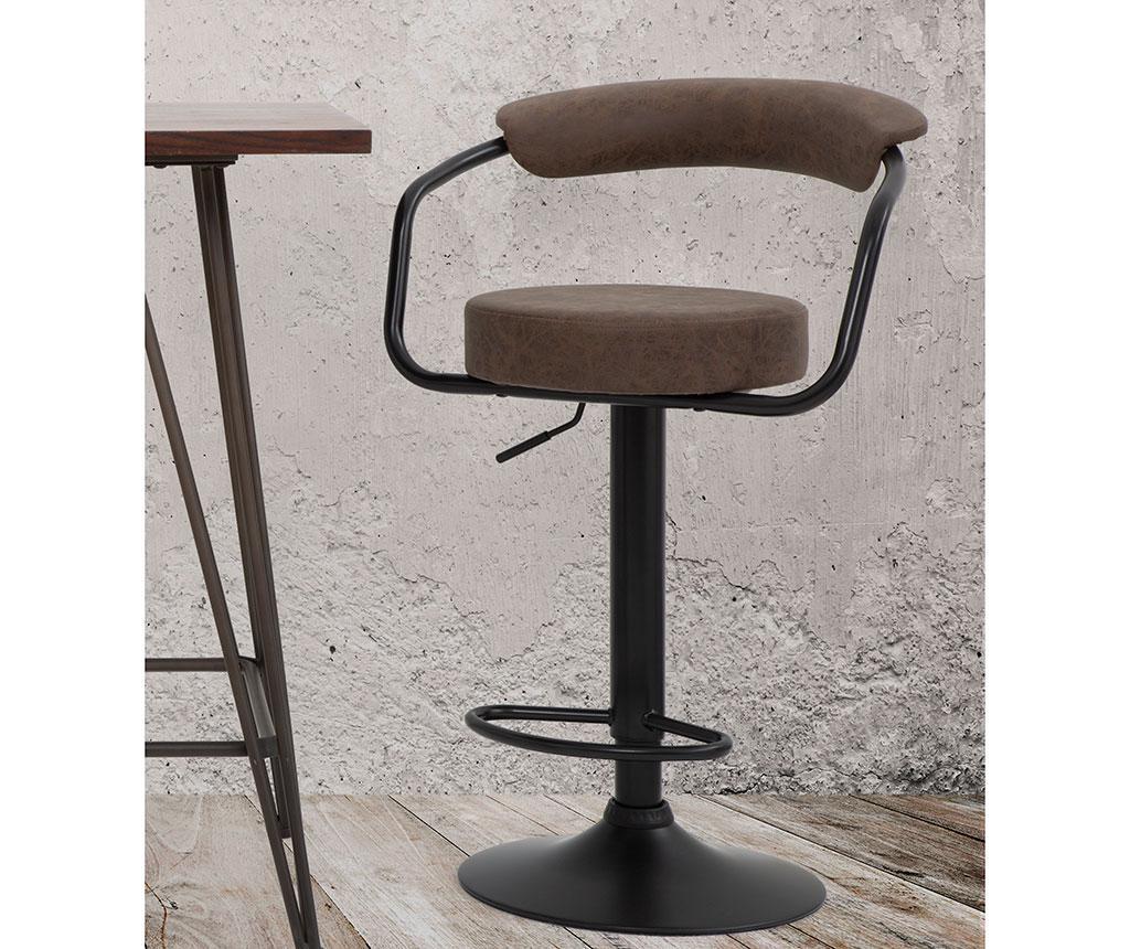 Barski stol Brooklyn Round