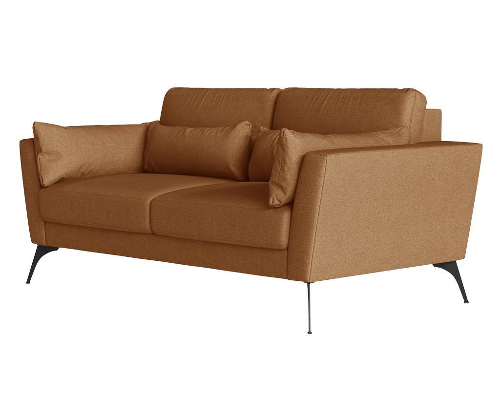 Susan Mustard Kétszemélyes kanapé