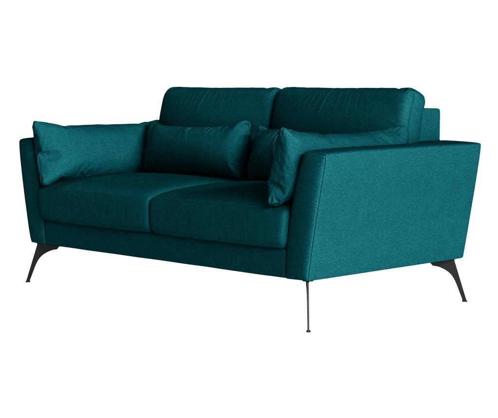Susan Turquoise Kétszemélyes kanapé