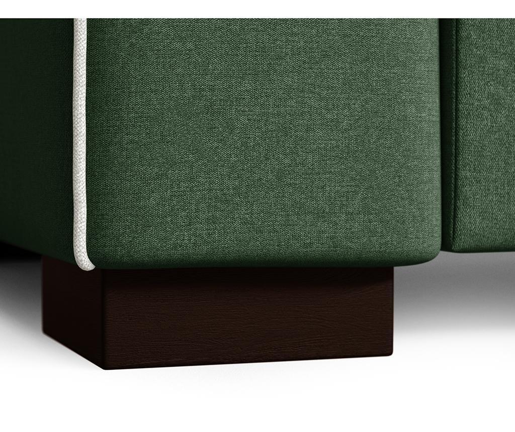 Katherine Green Grey Háromszemélyes kanapé