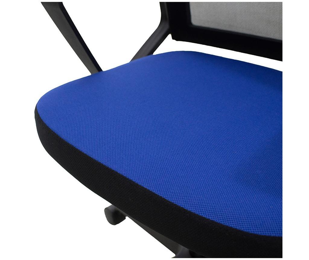 Pisarniški stol Brook Blue