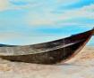 Slika Boat 125x65 cm