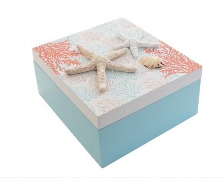Декоративна кутия с капак Nicole