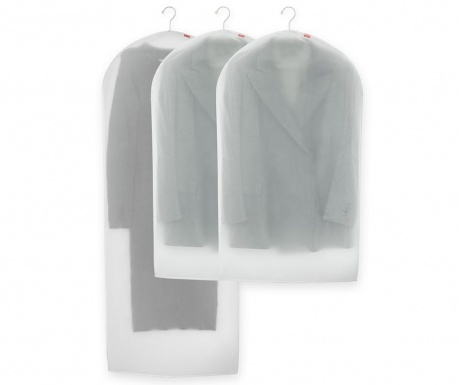 Set 3 huse pentru haine Ramon