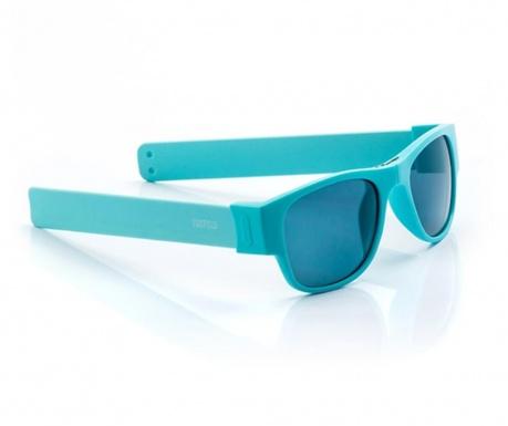 Ochelari de soare polarizati pliabili Sunfold Blue