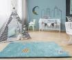 Covor Universal Cuore Azul 100x150 cm