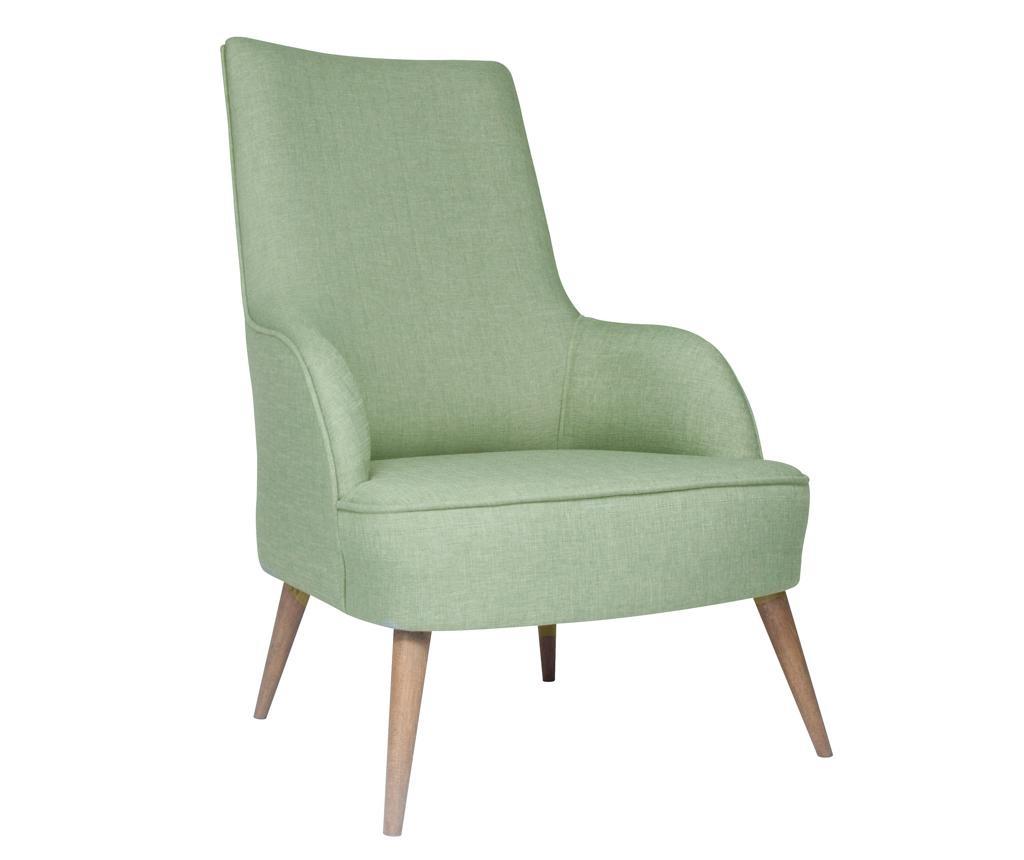 Nathanial Petrol Green Fotel
