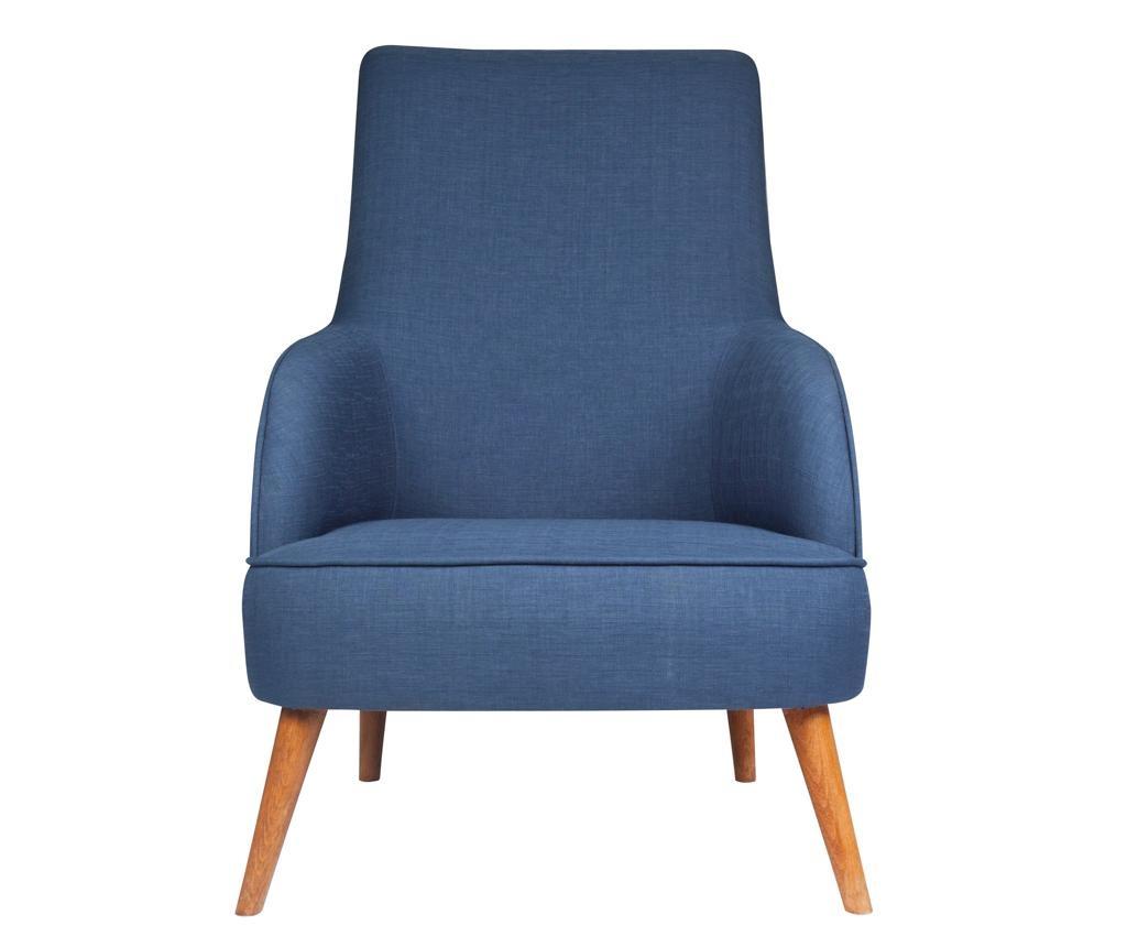 Nathanial Night Blue Fotel