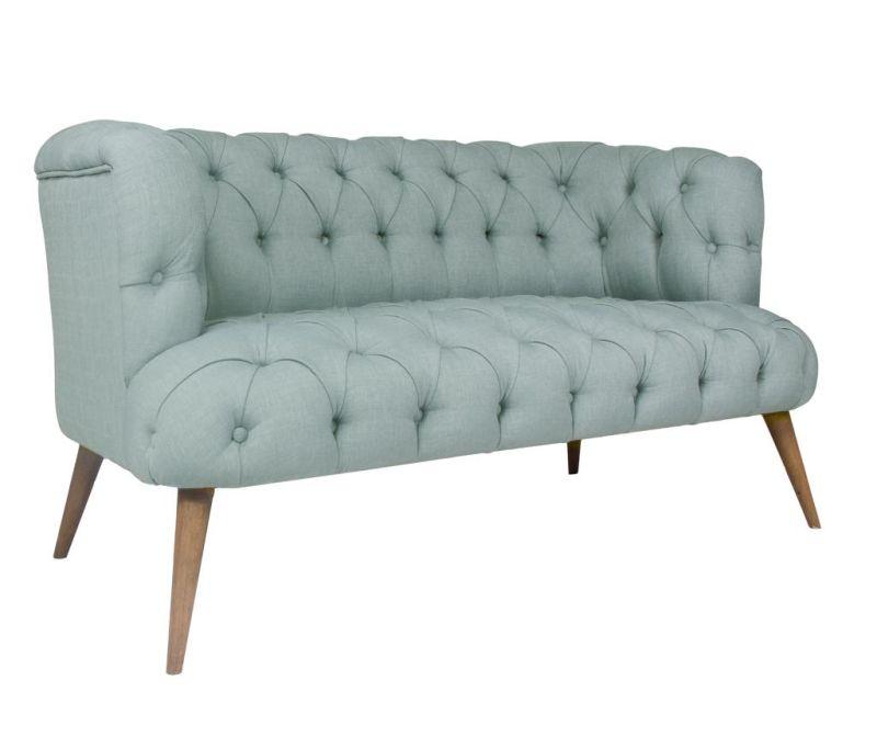 Beatrice Indigo Blue Kétszemélyes kanapé