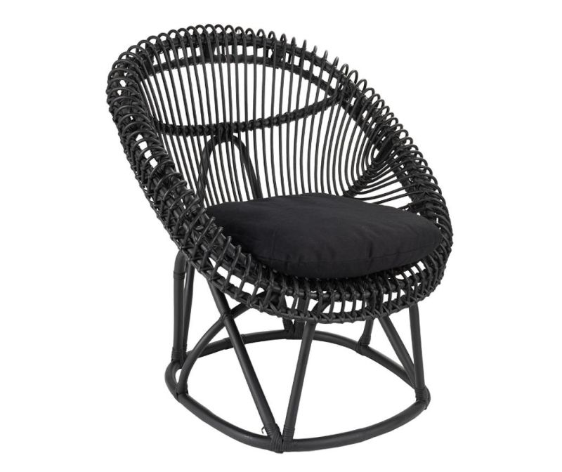 Židle Pufot Dark