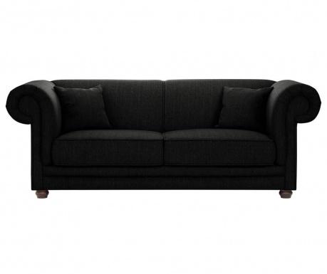 Kauč dvosjed Aubusson Black