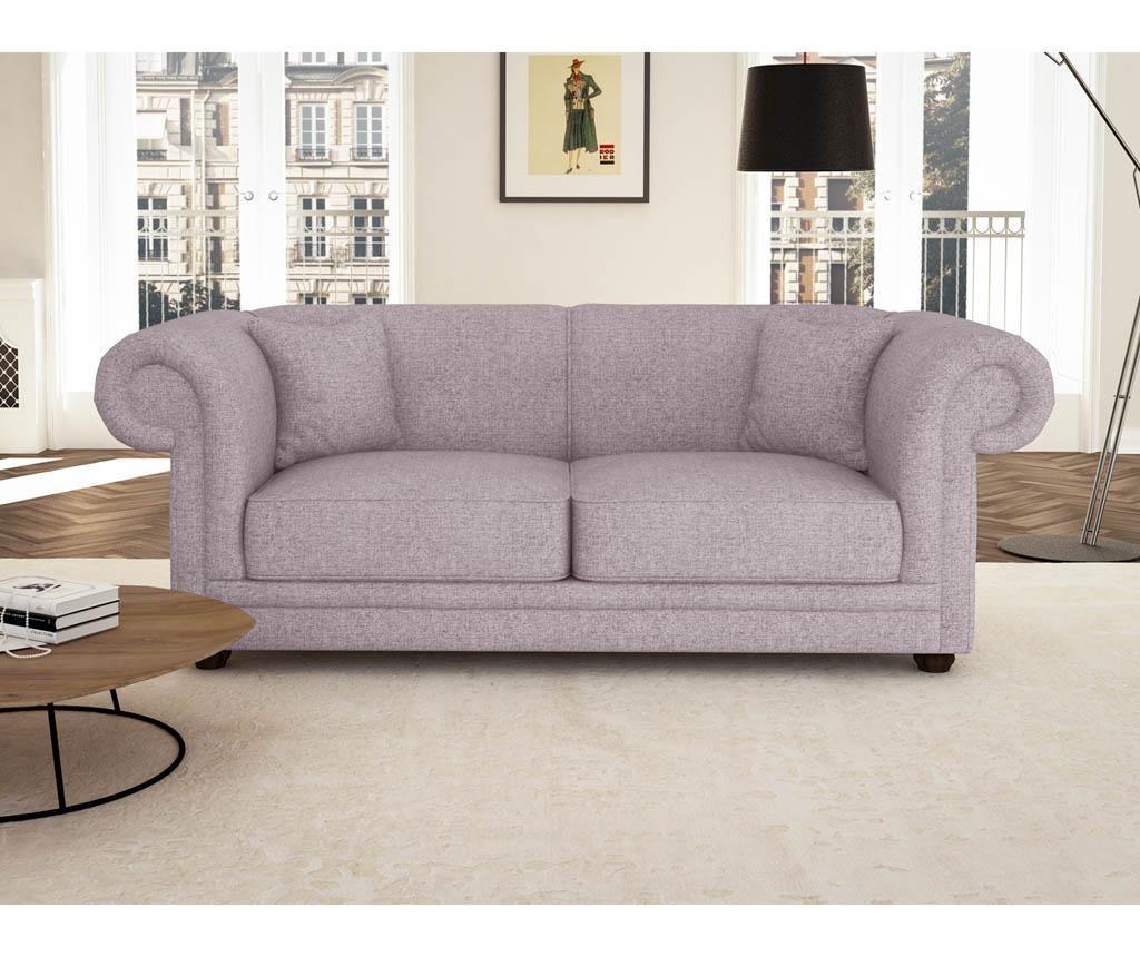 Canapea 3 locuri Aubusson Lilac