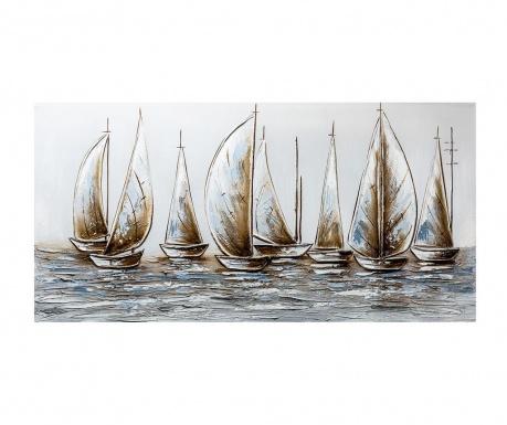 Millard Festmény 60x120 cm