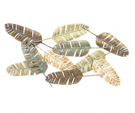 Стенна декорация Leaves