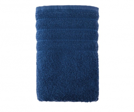 Kopalniška brisača Alexa Navy Blue 50x100 cm