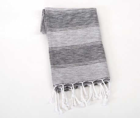 Uterák Ege Grey 45x90 cm
