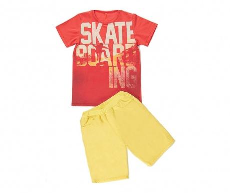 Skate Gyerkek póló és nadrág