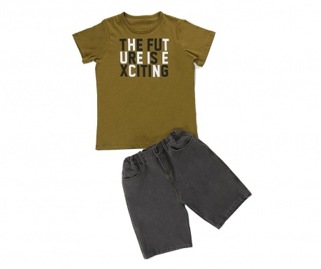 Sada tričko a nohavice pre deti Future Denim