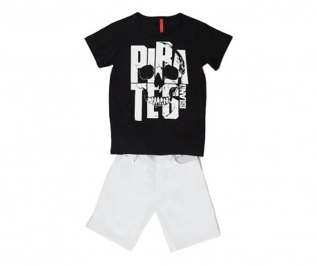Sada tričko a nohavice pre deti Island