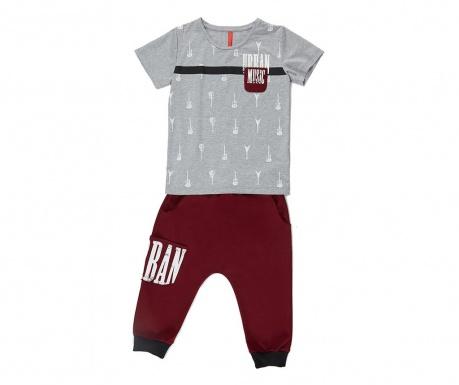 Sada tričko a nohavice pre deti Urban Music
